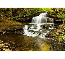 Onondago Waterfalls Photographic Print