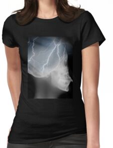 skull 5 Womens Fitted T-Shirt