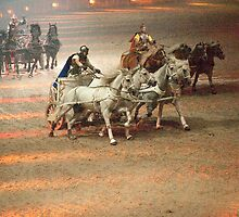 Ben Hur: The Chariot Race.  by DonDavisUK