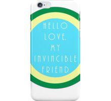 Hello Love iPhone Case/Skin
