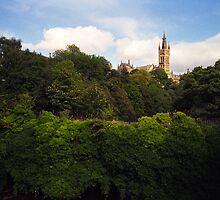 University of Glasgow by Chen Sun