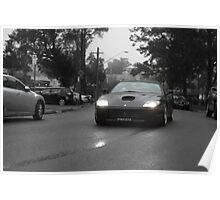 2003 Ferrari 550 Poster
