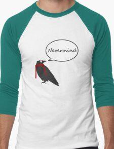 Quoth the raven Men's Baseball ¾ T-Shirt