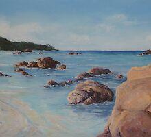 Waters Edge Bunker Bay by Diko