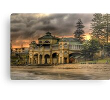 Indiana Tea Rooms Metal Print