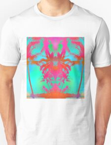 Tropical Walks Unisex T-Shirt