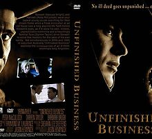 DVD Cover Art - Unfinished Business by Shevaun  Shh!