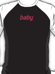 Baby Barbie Text T-Shirt