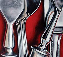 Cutlery III by Klaus Boekhoff
