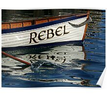The Rebel ~ Lyme Regis Poster