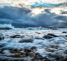 Incoming Storm by NeilBarr