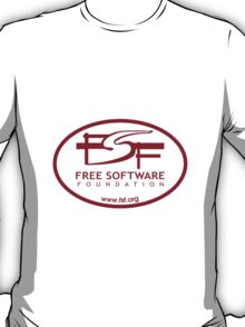 Free Software Foundation T-Shirt