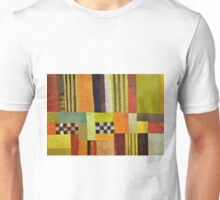Color and Pattern Abstract Unisex T-Shirt