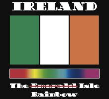Ireland -- The Rainbow Isle (Celebrating Same Sex Marriage) by Samuel Sheats