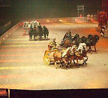 Ben Hur The Show @ O2 Arena Millennium Dome London by DonDavisUK