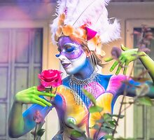 bodypainting by Traven Milovich