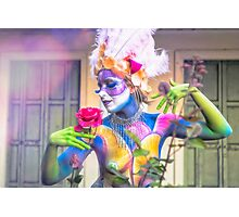 bodypainting Photographic Print