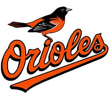 baltimore orioles by paca8