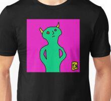 """Jade Devil Sculpture"" by Richard F. Yates Unisex T-Shirt"