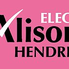 Elect Alison Hendrix by kasia793