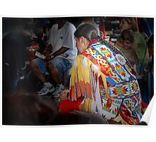 Colorful (Pow Wow Series) Poster