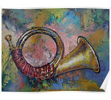 Hunting Horn Poster