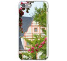 Hidden Renaissance Manor House iPhone Case/Skin