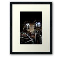 The Bells Framed Print