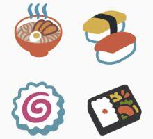 Google Hangouts - Japan emoji by giovybus