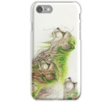 Of Vines & Fur iPhone Case/Skin