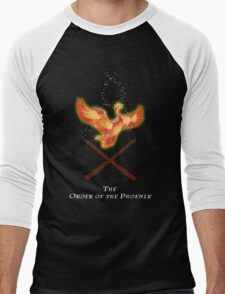 The Order of the Phoenix  Men's Baseball ¾ T-Shirt