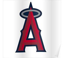 los angeles angels Poster