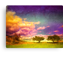 The KVR Collection Canvas Print