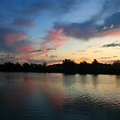 Sunset Heaven by riverangel51