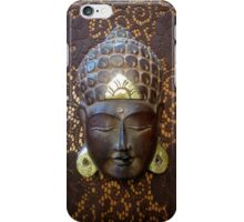 Budda su merletto  iPhone Case/Skin