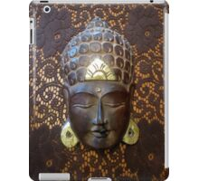 Budda su merletto  iPad Case/Skin