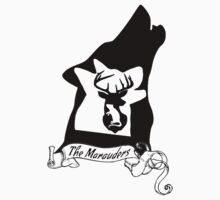 The Marauders Baby Tee