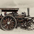 Ye Olde Traction Engine by Simon Duckworth