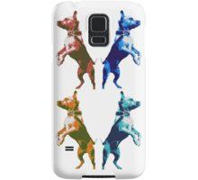 Paint Pup Stafford Samsung Galaxy Case/Skin