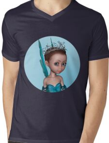 Little Fairy  Mens V-Neck T-Shirt