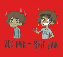 Bed Hair?  Best Hair. Kids Clothes