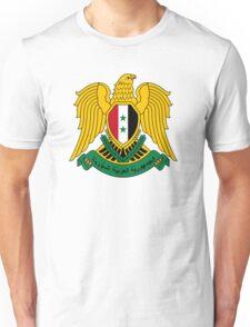 Syrian Arab Republic  Unisex T-Shirt
