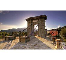 Bridge of the Chains Photographic Print