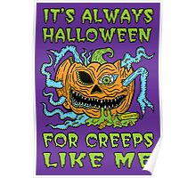 Halloween Creep Poster