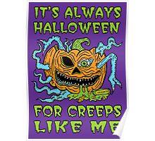 Halloween Creep Poster