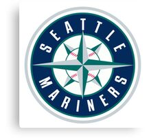 seattle mariners Canvas Print