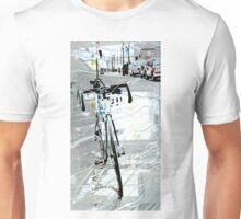 Stopping for Coffee Unisex T-Shirt