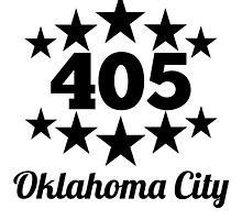 405 Oklahoma City by GiftIdea