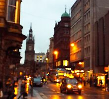 Glasgow by VariousArtbyTom