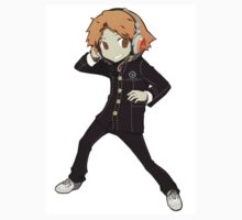 Yosuke - Persona Q Shadow of the Labyrinth by Jagmantis